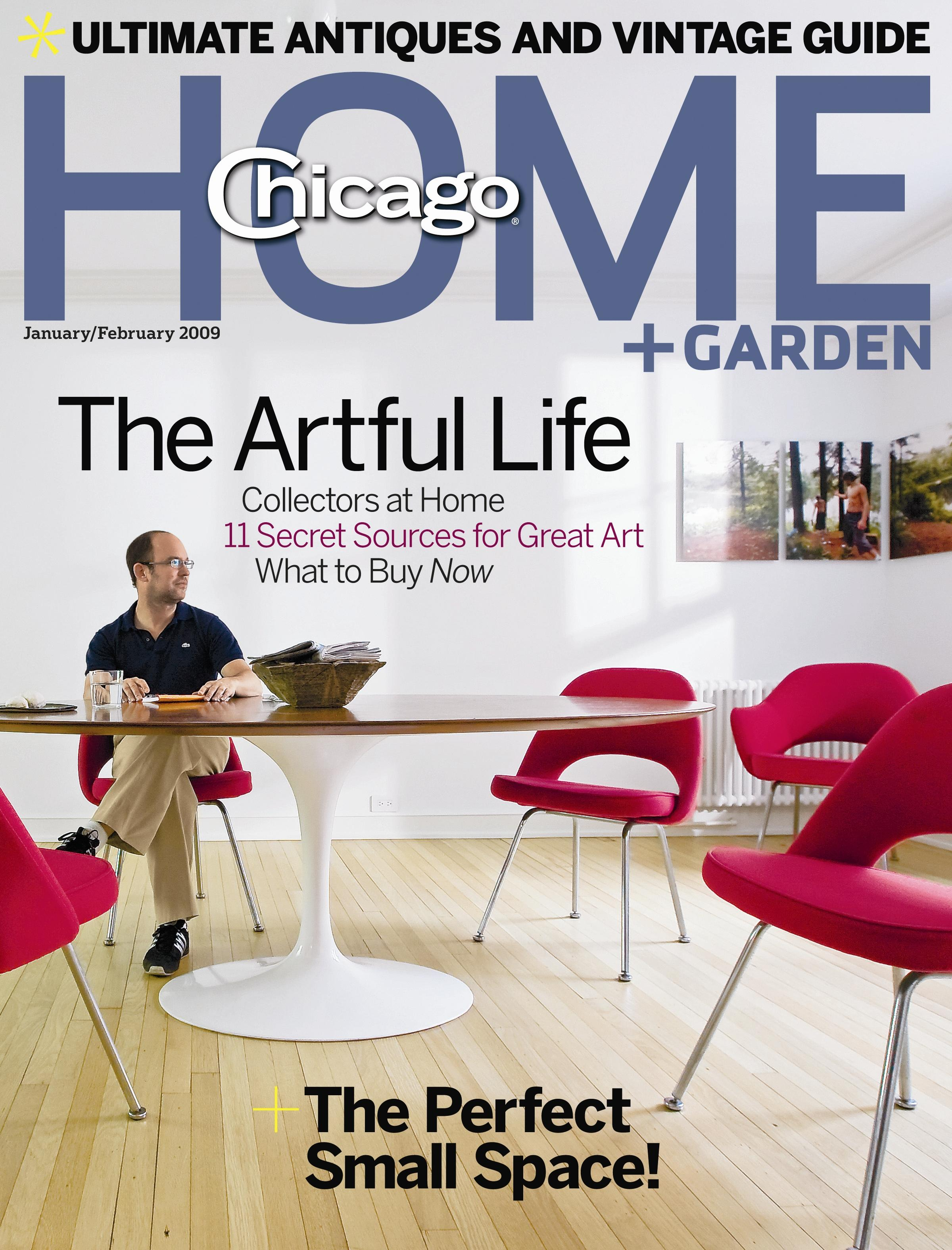 More Details about Chicago Home & Garden Magazine