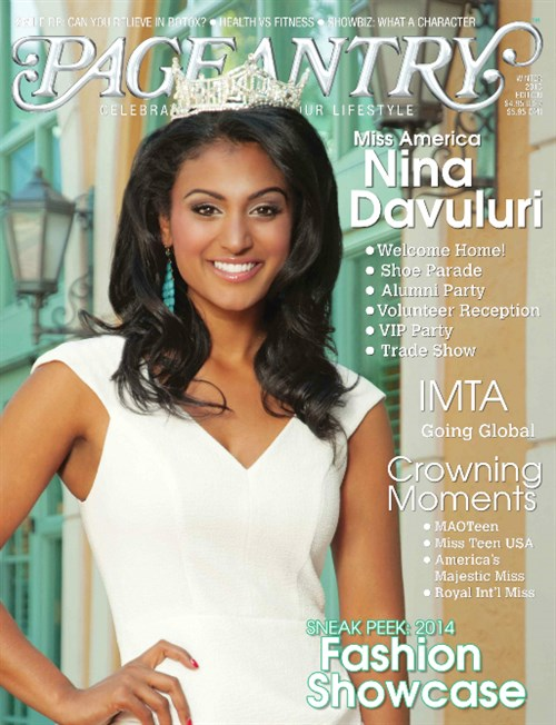 Best Price for Pageantry Magazine Subscription